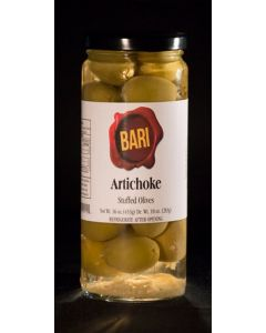 Artichoke Stuffed Olives - 16 oz