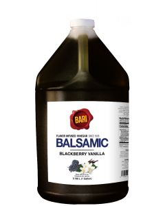 Blackberry Vanilla Balsamic Vinegar - 1 Gal