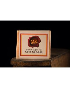 Brown Sugar Fig Olive Oil Soap (Goat Milk)