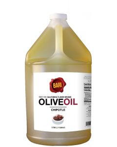Chipotle Infused Olive Oil - 1 Gal