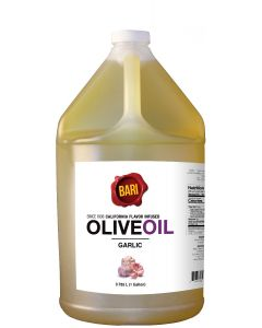 Garlic Infused Olive Oil - 1 Gal