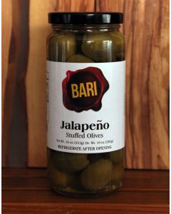 Jalapeno Stuffed Olives - 16 oz