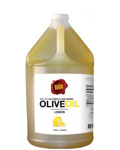 Lemon Infused Olive Oil - 1 Gal