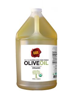 Organic Extra Virgin Olive Oil - 1 Gal