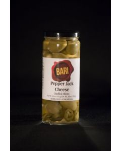 Pepper Jack Stuffed Olives - 16 oz