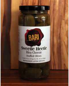 Sweetie Heetie Bleu Cheesie Stuffed Olives - 16 oz