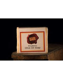 Woodberry Olive Oil Soap (Goat Milk)